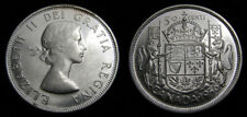 Canada 1956 50 Fifty Cents BU