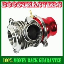 For Acura Integra BMW Audi Honda Accord Civic Emusa 50MM Vband Wastegate Red