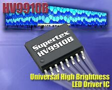 HV9910BNG SUPERTEX LED DRIVER IC CIRCUITO INTEGRATO