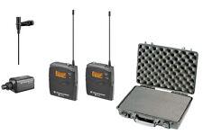 Sennheiser Evolution EW100 ENG G3 Wireless Mic System Combo W/ Case (Freq G)