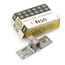 Allen-Bradley N50 Overload Relay Heater Element