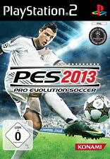 Pro Evolution Soccer pes 2013 ps2 PlayStation 2