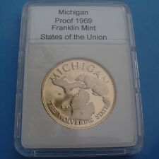 """SLABBED Proof """"States of the Union"""" - Michigan """"The Wolverine State"""""""