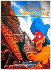 LE BOSSU DE NOTRE DAME Affiche Cinéma / Movie Poster DISNEY