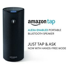 Amazon Echo Tap Portable Alexa Smart Assistant Bluetooth Speaker - Black
