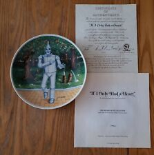 Tin Man Plate~ Knowles~ 1978