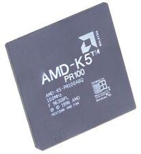 CPU AMD K5 AMD-K5-PR100ABQ 100 MHz s.7 L1 CACHE 16 KB