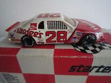 STARTER kit monté1/43 FORD THUNDERBIRD HARDEE'S NASCAR 1985