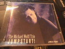 "The Michael Wolff Trio ""Jumpstart!"" cd SEALED"