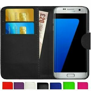 Case Cover For Samsung GalaxyS3 S4 S5 S6 S7 S8 S9Magnetic Leather Wallet phone