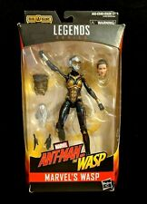 Marvel Legends Hasbro Cull Obsidian Series figure...Wasp w/BAF head... Unopened