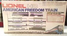 Vintage NOS 1976 Lionel 2586 HO GS-4 American Freedom Train Set SEALED UNOPENED