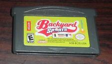 Nintendo GBA. Backyard Sports. AGB-BC7E-USA