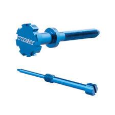 Tusk Carburetor Adjustment Screw Kit Blue KX125 KX85 KX500 KX250 YZ85 YZ250