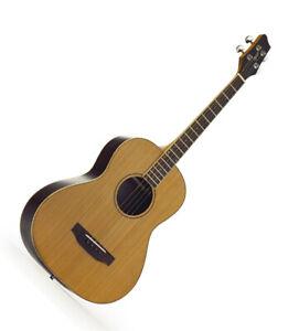 Ozark Tenor Acoustic Guitar Satin Finish 3372