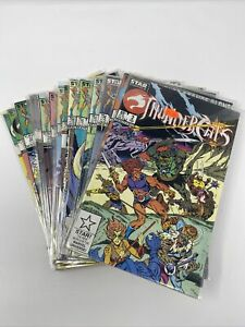 THUNDERCATS # 2-21 (18 Different Issues) All High Grade 9.0 Or higher | Unread!!