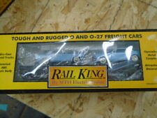 MTH RailKing 30-7617 Auto Transport Flat Car w/ ERTL '64 Mustangs