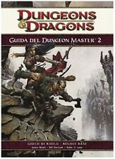 D&D 4.0 Guida del Dungeon Master 2 (Dungeons & Dragons) - Nuova, Italiano
