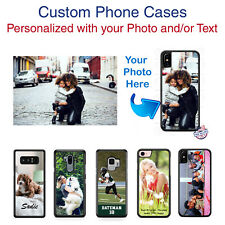 Customized Image Photo Picture Personalize Phone Case Cover for iPhone Samsung
