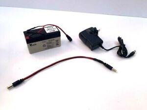 Toslon TF640 Battery Kit
