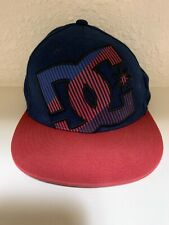 DC SHOES--BASEBALL CAP / HAT---SIZE 7 1/4 -7  5/8 210 FITTED--