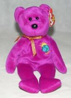 Gorgeous TY Beanie Babies 1999 Millennium With Tags. (AP)