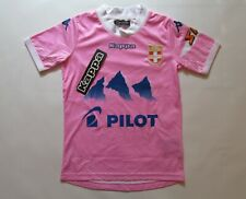 THONON EVIAN FC 2013/2014 HOME FOOTBALL SHIRT JERSEY MAILLOT KAPPA FRANCE BOYS