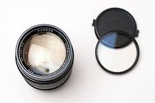 Kamero Auto 135mm f/2.8 Telephoto Caps & Filter M42 NEX Mirrorless M4/3 (#2058)