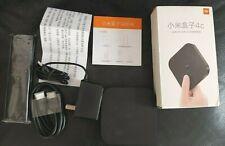 2020年小米盒子Xiaomi Mi TV Box 4C海外破解版 4K智能机顶盒 永久翻墙 小米自带内容可看 69个国家电视直播 洛杉矶当天发货 免运费