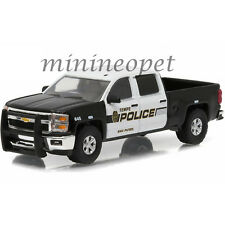 GREENLIGHT 42760 E 2015 CHEVROLET SILVERADO ARIZONA TEMPE POLICE CAR 1/64