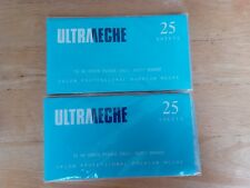 2x Ultrameche 25 SHEETS Long (19cm) (EASI MECHE) Highlights / highlighting meche