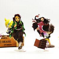 Demon Slayer Kimetsu no Yaiba Tanjirou Nezuko HF acrylic stand figure model toy