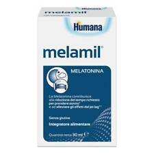 Melamil Melatonina Gocce 30ml - Humana