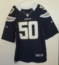 New listing  Los Angeles San Diego Chargers Manti Te'o Nike Jersey Size 44 Stitched Home Navy