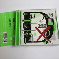 SHINee D×D×D CD JAPAN w/OB Free Shipping