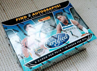 2020-21 Panini Certified Basketball Hobby Box Factory Sealed NBA 2020-2021