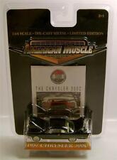 1957 '57 CHRYSLER 300C BLACK AMERICAN MUSCLE ERTL DIECAST RARE