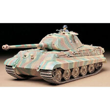 TAMIYA 35169 King Tiger Tank Porsche Turret 1:35 Military Model Kit