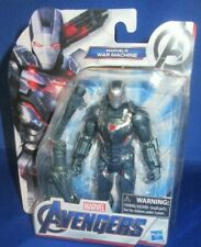 """MARVEL AVENGERS END GAME WAR MACHINE COLLECTIBLE 6"""" ACTION FIGURE, NEW"""