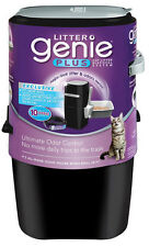 Litter Genie Plus Cat Litter Disposal System. New Black Color
