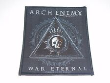 ARCH ENEMY WAR ETERNAL  WOVEN PATCH