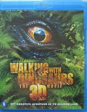 WALKING WITH DINOSAURS - THE MOVIE - 3D  - BLU-RAY 3D + 2D (2 DISC COMBIPACK)