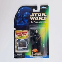 Star Wars Darth Vader Freeze Frame Removable Helmet Power Of The Force Kenner