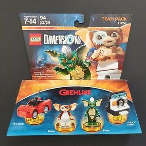 Lego Dimensions GREMLINS Gizmo / Stripe Pack 71256