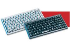 Cherry G84-4100lcmus-2 Black 11 Ultraslim Keyboard.us Space (g844100lcmus2)