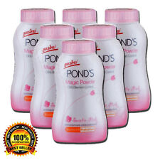 6 x 50 g Pond's Skins Magic Powder Oil & Blemish Control Plus Double UV Protect