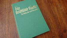 altes Kochbuch - die fleischlose Küche 30er Jahre Kurt Klein