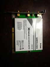 D-Link Xtreme N 300Mbps Wireless-N Low Profile Full Profile PCI Adapter DWA-552