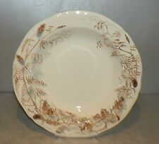 NEW Rim Soup Plate Sologne Pattern From GIEN