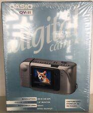 Casio QV-11 Vintage Digital Camera (Brand New in box)